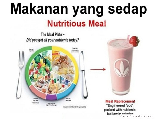 nutrision meal